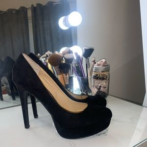 Black Pumps (originally $70)